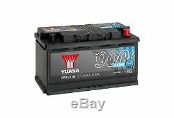 Yuasa Agm Start Stop Plus Battery 80ah 800cca Ybx9115 Garantie 3 Ans