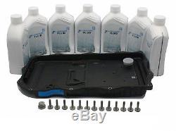 Zf 8hp70 Kit D'entretien Du Filtre À Fluide Pour Boîte De Vitesses Avec 8l D'huile